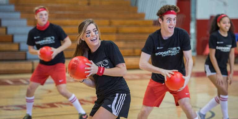 cool Dodgeball Team Names