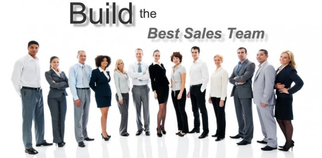 cool sales team names